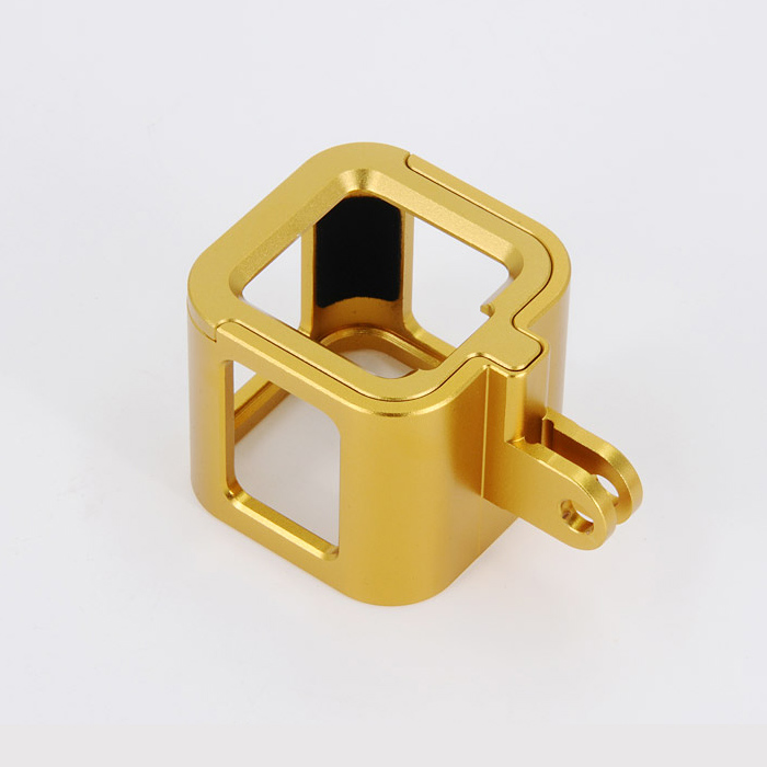 Cnc Aluminum Alloy Protective Housing Frame Cover 1