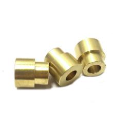 CNC aluminum parts production custom cnc metal brass cnc machining small parts