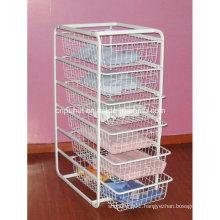 6 Layer Wire Clothes Storage Holder (LJ4019)