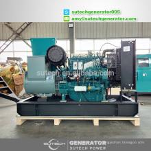 Générateur diesel type Deutz 100 kva type ouvert ou silencieux avec moteur TD226B-6D