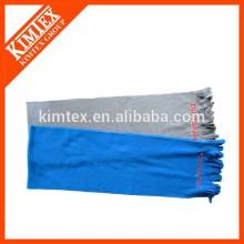 Polar fleece neck tube scarf