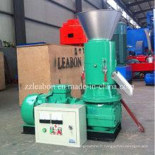Ligne de fabrication de granulés de bois 250-300kg / H