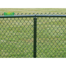 Hot Dipped Galvanized Digunakan Chain Link Fence