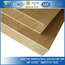 E2 Pappel und Pine Core Blockboard