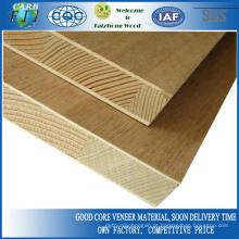 E2 Painel de madeira de choupo e pinheiro