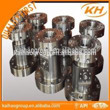 """API 6A campo petrolífero 13 3/8 """"-3000psi Cabeça de revestimento"""