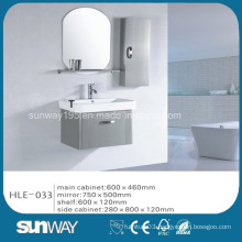 Hot Sell Silver Mirror Stainless Steel Bathroom Cabinet with Good Quality