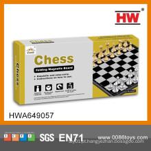 Alta qualidade do xadrez magnético