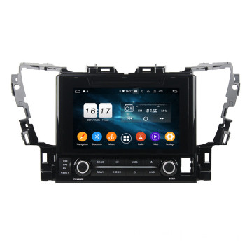 Alphard 2015 용 Double DIN Navigation Android