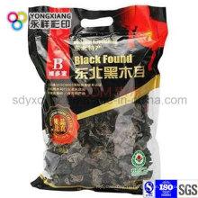 Индивидуальные сушеные грибы Пластиковые упаковки Плоский пакет