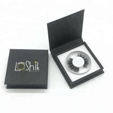 Private label custom packaging mink eyelashes 3d mink lashes