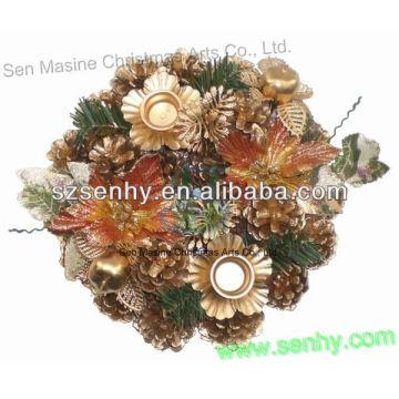 2013 artificial christmas wreaths