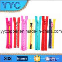 #3-#15 Plastic Zipper Manufacture Plastic Zipper Sales Cheap Price