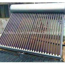Chauffe-eau à tube sous vide solaire à tube de Vauum