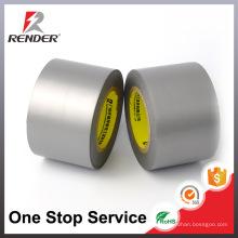 Film plastifié à une seule couche en PVC film de chaleur PVC ruban adhésif personnalisé