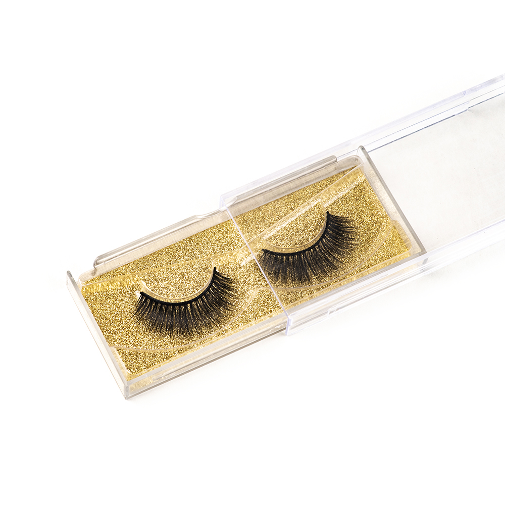 Wispy Soft False Eyelashes