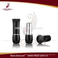 64LI20-7 Unique Black Lipstick Tubes