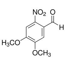 6-Nitroveratraldehyd CAS-Nr. 20357-25-9 2-Nitro-4, 5-Dimethoxybenzaldehyd