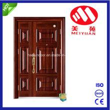 Fireproof Door with Heat-Transfer, Son-Mother Door