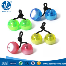 Fidget Toys Красочный Yoyo Ball Thumb chuck