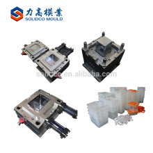 Custom most useful household plastic storage container box plastic injection mould