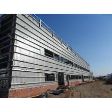 Steel Structure Construction Building (KXD-SSB1254)