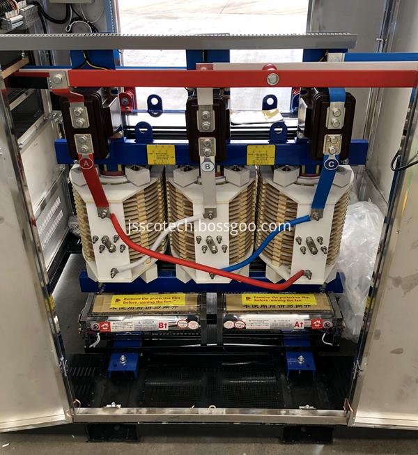 315kva dry type transformer