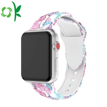 Sport Silicone Watch Band Strap iWatch Untuk Apple