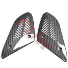 Tampa do motor da fibra do carbono para Audi S4 2.7t