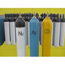 Oxigênio Criogênico Nitrogênio Cilindro Dewar de CO2 Argon
