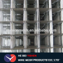 High quality 4x4 welded wire mesh panel china