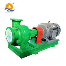 Corrosion resisting centrifugal sugar mills broke pump