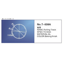 18mm Rolling Track, Blind Parts