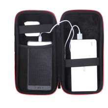 External Battery Pouch Dual Zippers Carrying Case Cover ortable EVA Mobile Phone cases Power bank Storage bag