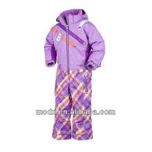 vestuário de corrida de esqui de inverno de meninas por atacado