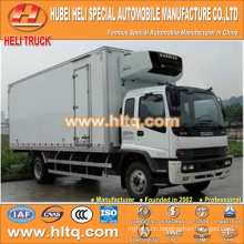 Japan technology 4x2 20Tons refrigerator truck 240hp in good quality hot sale