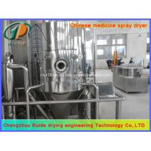 proceso de secado por pulverización