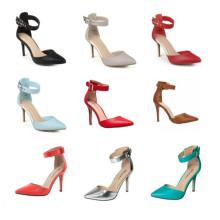 Nuevos zapatos de señora Dress Shoes del alto talón de la manera del estilo (S20)