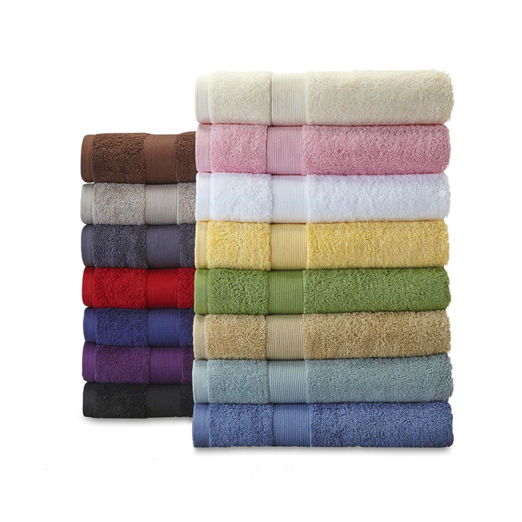 Hotel Floor Towel Sets