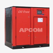 Low Noise APCOM High Pressure piston Stationary Air Compressor 7.5kw-315kw 20 bar air compressor oil free screw air compressor