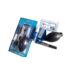 Kit de lenços de limpeza de câmera DSLR para digital