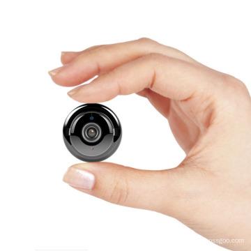 Cámara VR 360 Tamaño pequeño Cámara oculta Cámara espía Invisible WiFi inalámbrico