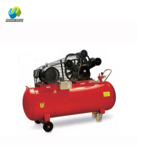 Compresseur d'air de piston d'industrie de l'Italie 500L Protable