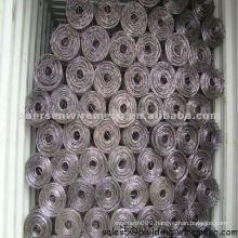 Black iron welded wire mesh mesh 6*6