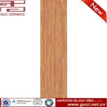 Azulejo de madera de cerámica del piso rústico de la madera 150x600
