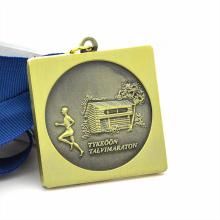 Medaillen für benutzerdefinierte Laufsportpreise