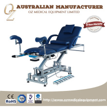 Mesa obstétrica eléctrica Multi-fuction para la cama de hospital de la cama de la tabla de la silla del examen ginecológico