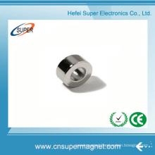 Permanent Rare Earth N35-N52 Ring Magnet