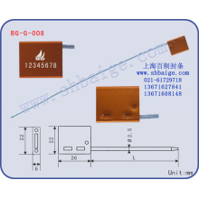 cable lock seal BG-G-008