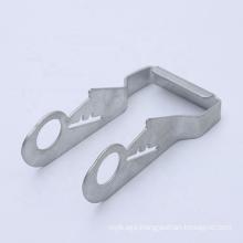 U Bracket Black Carbon Steel U Shape Metal Customize 2mm Single-side Bracket,triangle Bracket Custom Stamping 20-35 Days Dasheng